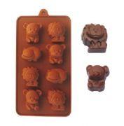 Animal chocolate mouldWH0601