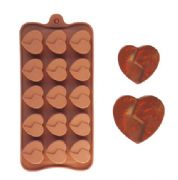 Herat chocolate mouldWH0632