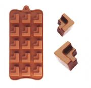 """L""shape chocolate mouldWH0654"